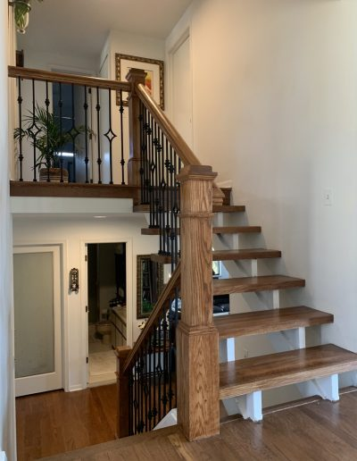 Staircase Remodeling West Bloomfield