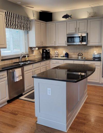 Kitchen Cabinet Painters Livonia