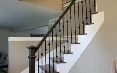 Freshen up your Outdated Staircase