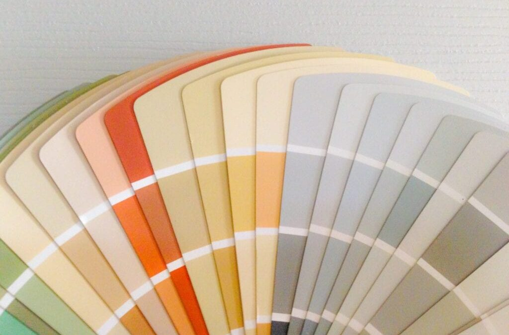 Common Errors Made When Choosing Paint Colors